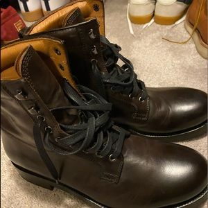 Frye Carter boot. Horse leather. Brand new!
